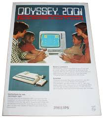 the odyssey 2001 retro video gaming
