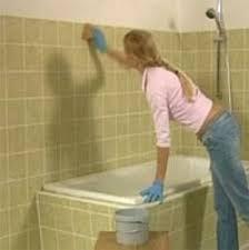 Can You Spray Paint Bathroom Tile Best 25 Paint Bathroom Tiles Ideas On Pinterest Painting
