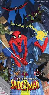 spectacular spider man animated series marvel database