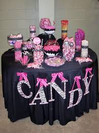 Pictures Of Buffet Tables by Best 25 Candy Table Ideas On Pinterest Wedding Candy Table