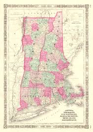 Map Of State Of New York by New York Vermont Map New York Map State And County Maps Of New