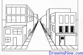 one point perspective drawing lessons how to draw figures and
