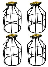 Bird String Lights by Amazon Com Newhouse Lighting Metal Lamp Guard For Pendant String