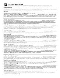 media planner resume sample resume strategic planning intern http