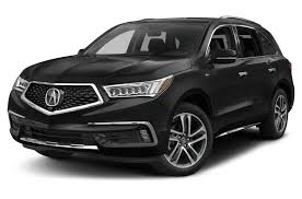 acura minivan new 2017 acura mdx sport hybrid price photos reviews safety