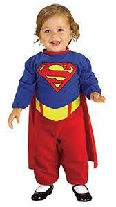 Supergirl Halloween Costumes Amazon Supergirl Infant Costume Clothing