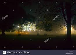 kingston lacey by night festival halloween country stately home