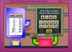 pattern games kindergarten smartboard 46 best middle school patterns algebra images on pinterest