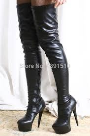 womens black leather boots size 11 boots picture more detailed picture about leather