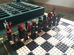 coolest chess set ever album on imgur