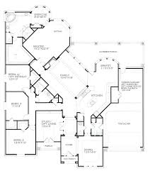 one story floor plans one story house plans with basement simple one story floor plans