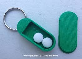 box keychain key chain pill box to print on your 3 d printer 1 gif 1227 892
