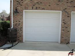 100 one car garage size cute standard exterior door