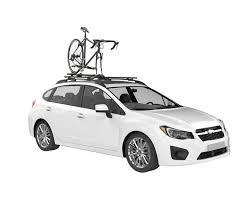 white nissan sentra 2006 roof rack crossbars 2 bike racks for 2006 nissan sentra 1 8s