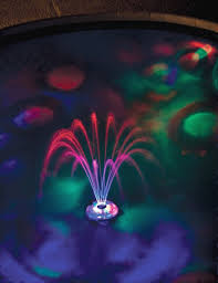 Solar Floating Pond Lights by G A M E Underwater Light Show U0026 Fountain Floating Pool Light
