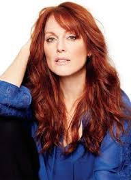 juliet moores hair color redheads myths legends and famous red hair julianne moore