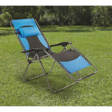 Outdoor Oversized Chair Guide Gear Oversized 500 Lb Zero Gravity Chair Blue 677555