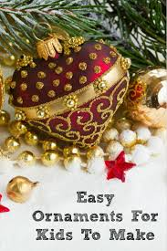 these 23 easy ornaments for to make are to create