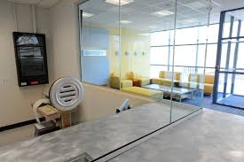 Glass Reception Desk Security Reception Desk In The Data Center Security Glass U2026 Flickr