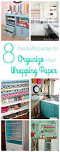 best 25 wrapping paper organization ideas on pinterest gift