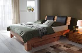 bedroom captivating new attractive oak headboard rustic bed