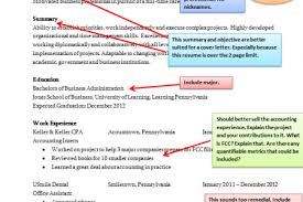 examples of good and bad resumes poor resume examples resume