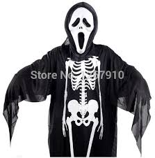 Skeleton Costume Aliexpress Com Buy Free Shipping Child U0026 Halloween