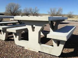 cement table and bench the fagenstrom co concrete picnic tables and benches great