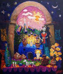Dia De Los Muertos Pictures Mommy Maestra A Brief History Of Día De Los Muertos For Children