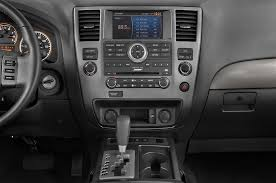 nissan armada dvd player 2012 nissan armada platinum editors u0027 notebook automobile magazine