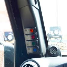jeep interior accessories image result for 99 tahoe switch pods truck organizers