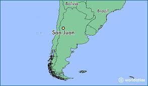 san juan map where is san juan where is san juan