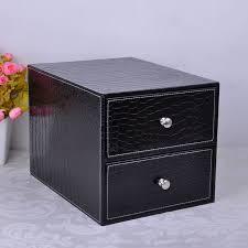 rangement classeur bureau couche tiroir structure en bois bureau en cuir