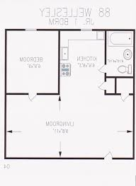 400 square foot house floor plans 400 sq ft house plans fresh 30 700 square feet tiny house floor plan