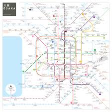 Subway Boston Map by Osaka Railway And Subway Map My Blog