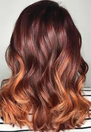 kankalone hair colors mahogany 50 copper hair color shades to swoon over fashionisers