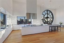 cuisine de luxe design splendide appartement de standing avec vue imprenable à