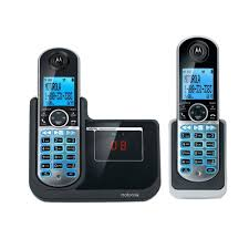 at u0026t corded phone with answering system and large tilt display