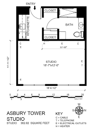 pricing u0026 floor plans fredericka manor retirement community