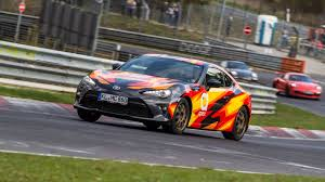 toyota gt 86 news and toyota gt 86 ride along on the nurburgring with apex jrz