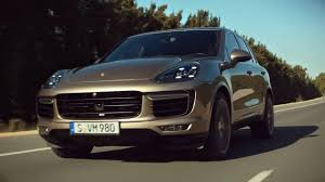 porsche suv interior 2017 new porsche cayenne 2017 youtube