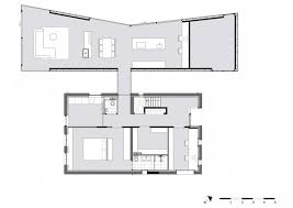 interesting architecture duo modern extension to small farmhouse