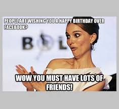 Birthday Memes For Facebook - sarcastic birthday memes wishesgreeting