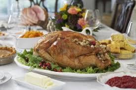 traditional thanksgiving dinner menu shopping list livestrong