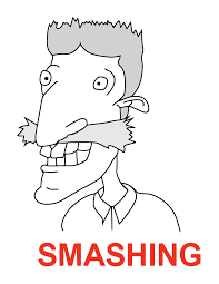 Meme Face List - nigel thornberry smashing rage face weknowmemes
