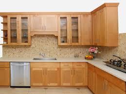 kitchen maple kitchen cabinets and 5 honey shaker maple rta