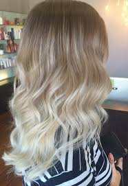 ash brown hair with pale blonde highlights 40 glamorous ash blonde and silver ombre hairstyles blonde ombre