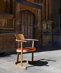 bodleian library at oxford gets a designer chair barber and