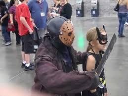 jason voorhees costume jason voorhees vs costume comicon
