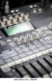Sound Desk Audio Mixing Desk Stock Photos U0026 Audio Mixing Desk Stock Images